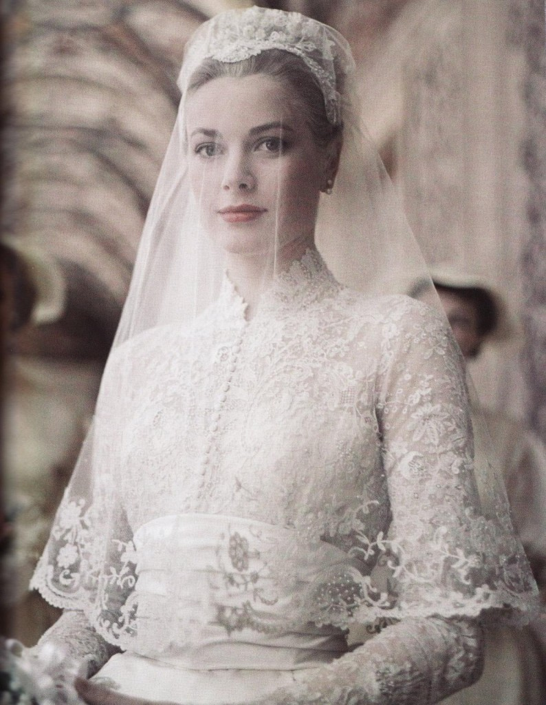 Grace Kelly S Classic Bridal Beauty Vicki Lea Makeup Hair